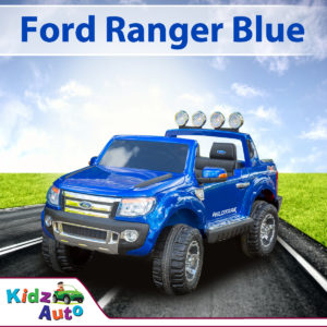 2017 24v Ford Ranger Blue